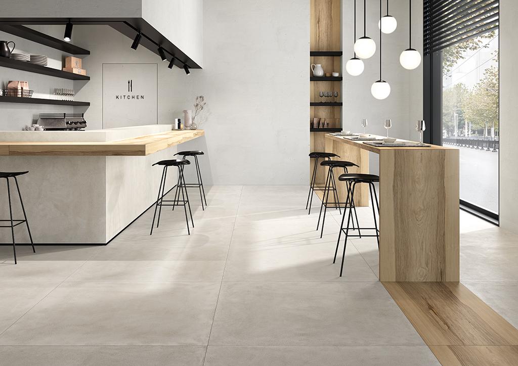 Ceramica-Fioranese_Sfrido_Cemento1-Bianco-120x120_Fraké-Beige-60x120