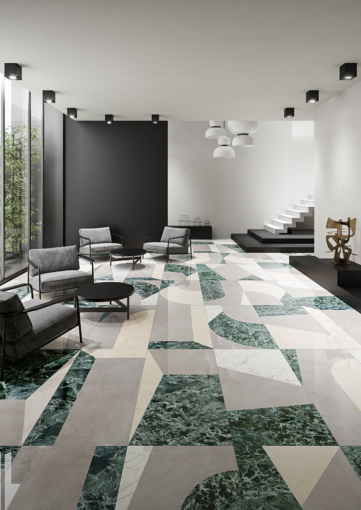Ceramica-Fioranese_Sound-of-Marbles_FioMood-Verde-74x148-Lev_2